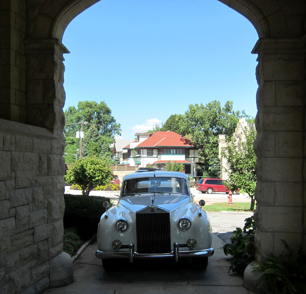 Joslyn Castle Car Show